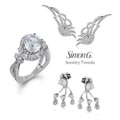 simon g jewelry trends for 2015 2016 ear jacket vintage designer engagement ring ear climbers