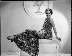 https://flic.kr/p/eCWWhh | 7000-5049 | Camera negative of Dorothy Lamour.
