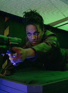 The name's Martha Jones. I've worked for UNIT and Torchwood, then I worked freelance with my husband Mickey Smith. Until now. I'm trained in the medical field and also a bloody good fighter. Also known as The Woman Who Walked the Earth and earned that title.
