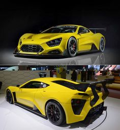 #Zenvo TS1 GT #Hypercar Has 1,163HP and Does 0-60 in 2.8s - TechEBlog