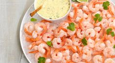Make it a lunch to remember by starting with these deliciously simple prawns with mango chilli aioli dipping sauce. Cooking For A Crowd, Cooking Tips, Cooking Recipes, Healthy Recipes, Fish Recipes, Seafood Recipes, Christmas Lunch, Aussie Christmas, Coles Recipe