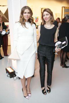 Dasha Zhukova & Sofia Coppola
