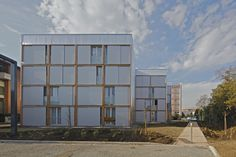 50 Departamentos Modulares de Madera / PPA architectures