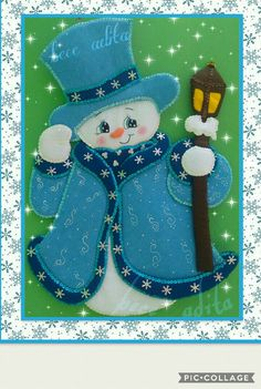 Christmas Art, Vintage Christmas, Christmas Ornaments, Ribbon Decorations, Christmas Decorations, Felt Crafts, Diy And Crafts, Applique Embroidery Designs, Tatty Teddy