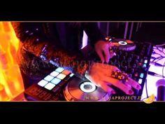 ALMA PROJECT @ Terrazza Aperol Milan - Roll Beam, Laser, Deejay Set