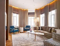 Проект TS-Design: сложная квартира в доме XIX века