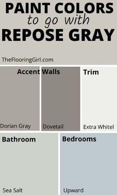 Neutral Paint Colors, Paint Color Schemes, Interior Paint Colors, Paint Colors For Home, Interior Painting, Neutral Kitchen Colors, House Color Schemes Interior, Basement Color Schemes, Magnolia Paint Colors