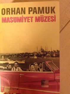 Orhan Pamuk - Masumiyet Müzesi