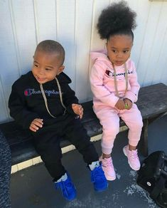 Best of kids fashion Cute Kids Fashion, Cute Outfits For Kids, Baby Girl Fashion, Baby Boy Outfits, Black Kids Fashion, Fall Fashion, Cute Black Babies, Black Baby Girls, Beautiful Black Babies