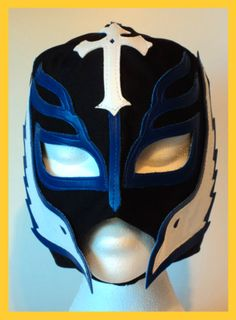 "WRESTLING MASK ""THE MEXICAN"" (Children'​s) Masque - NEW 