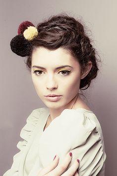 Juggler Girl headband | Flickr - Photo Sharing!