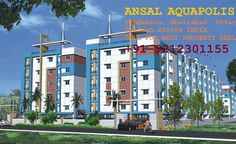 Ansal Aquapolis NH 24 Ghaziabad STUDIO/residential with OFFICE CHAMBER Available@ 9212301155 new project Ansal Aquapolis Ghaziabad new township area of Crossing Repablic.