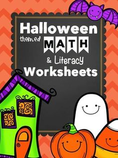 Halloween Easy Print Worksheets Math & LiteracyCheck out the preview for a look at EVERYTHING that is included in this packet!Halloween Packet CoverAddition & SubtractionMultiplication 100 FactsMultiplication (3-digit x 1-digit)Multiplication (3-digit x 2-digit)Word Problems (2 worksheets- different levels)Creative Writing PromptAcrostic Poem#2 Creative Writing PromptAlphabetical OrderAdjectivesWord Search Fact & OpinionCause & EffectMaking WordsAnswer Key is included