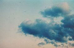 #pretty #blue #sky