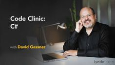 Lynda - Code Clinic: C# http://tutdownload.com/lynda-code-clinic-c-sharp/