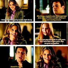 I loved this Alexis moment haha (6x10)