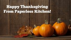 10 Tips for an Eco-Friendly Thanksgiving!