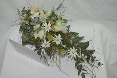 Beautiful trailing bouquet