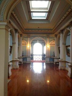 Werribee Mansion interior