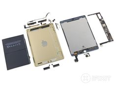 iPad Air 2 TearDown - Fotos