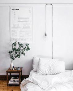 Fresh Minimalist Bedroom Pinterest