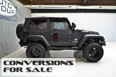 2010 Jeep Wrangler 4WD Lifted