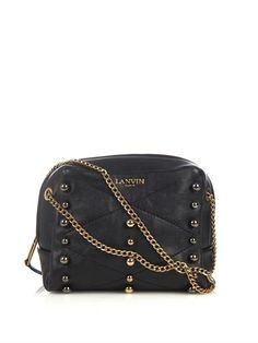 Baby Sugar leather cross-body bag | Lanvin | MATCHESFASHION.COM