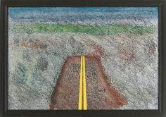 Richard Artschwager, Landscape with Median, 2011