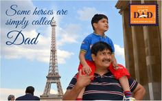 #Dad means world to us. Do you agree?  If yes then fill the postcard : http://shopforw.com/fathersday/