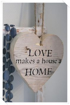 Yes, I love to nest and make a house a home at our house and even when we travel.  I am a born decorator.