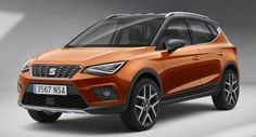New Seat Arona Bows In Barcelona #New_Cars #SEAT