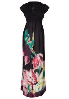 Desigual SINDI - Maxi jurk - Zwart
