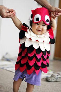 cute owl costume