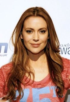 """Alyssa Milano. """"The world has so much suffering in it already -- choosing to be vegetarian is one thing you can do to reduce the suffering on a daily basis."""""""