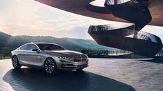 BMW -Studie Gran Lusso Coupé