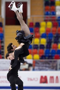 Tessa Virtue & Scott Moir, Canada. Cup of Russia, Moscow 2012. FD
