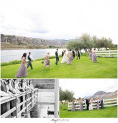 Langley & Vancouver Wedding & Engagement Travel Photographer. Meg Kristina Photography. Harper's Trail Winery, Kamloops BC.