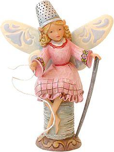 Jim Shore Sewing Fairy
