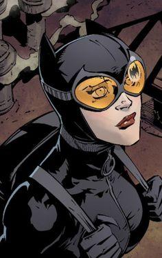 Catwoman, by Greg Capullo.  Batman #5.