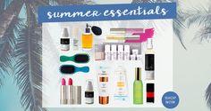 Naturkosmetik Summer Essetials Summer Essentials, Shop Now, Glamour, Organic Beauty, Skin Care