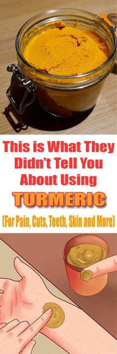 Read below to learn about the many health benefits of turmeric and how to use it for different treatments: