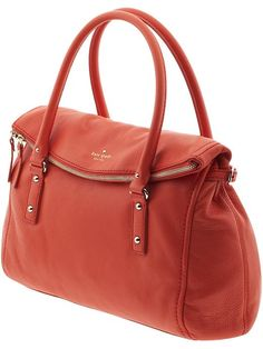 Kate Spade purse in coral please!
