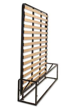 41 cm von der Wand in hochgeklappt Position - Gesamthöhe gegen die Wand: 212 cm - Projektion von der Wand im eingeklappten Zustand: 228 cm - Insgesamt Klapprahmen: 172 cm - Maximale Matratze Tiefe: 30 cm Für den täglichen Gebrauch entwickelt - Robuste Mechanik mit 5 Jahren Garantie Für einen einfachen Transport flach verpackt