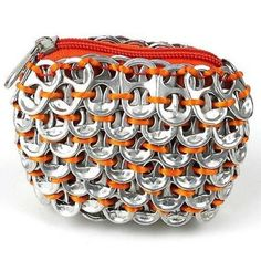 Recycled Poptop Coin Purse - ImagineArte (P)