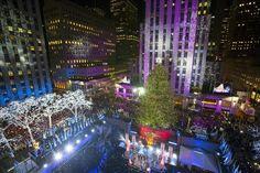 El árbol del Rockefeller Center