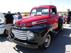 1950 Ford pickup.  My dream pickup truck. Maybe one day I will own one.