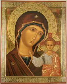 Mother of God, orthodox icon