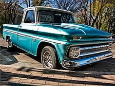 Chevrolet old pickup truck
