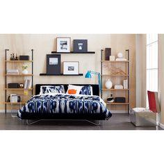 Bedframe, with frames above?