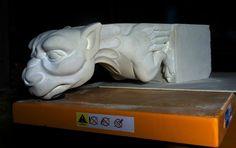 Fu - sculptor - gargoyle - stone